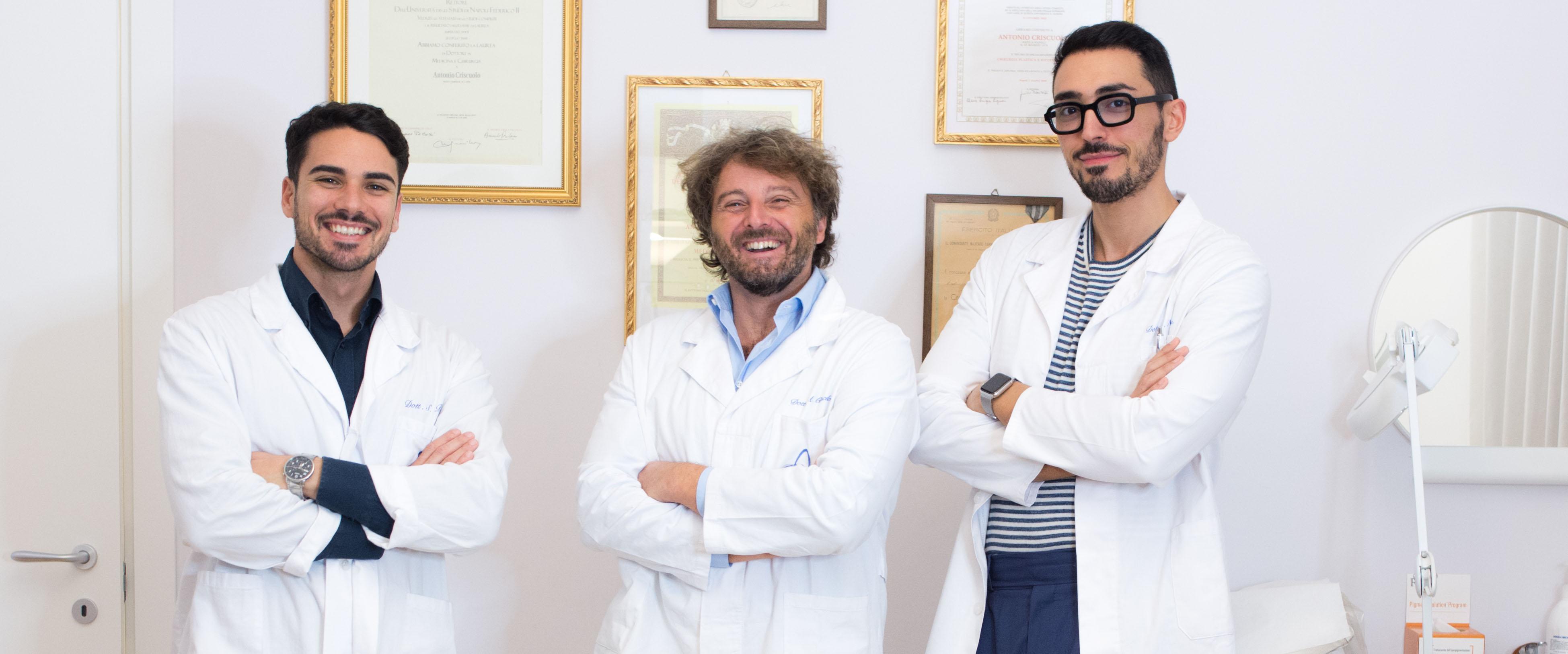 ddott. Antonio Criscuolo Staff